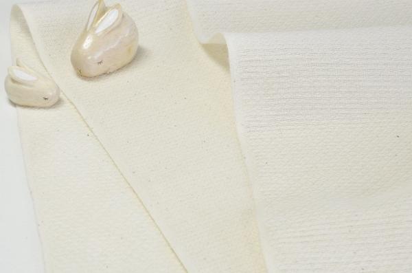 画像1: 布おむつの生地◆オーガニックコットン<70cm単位> (1)